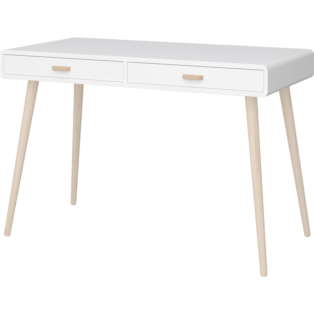 andas Schreibtisch »Mino«, in skandinavischem Design, auch als Schminktisch oder Konsolentisch geeignet