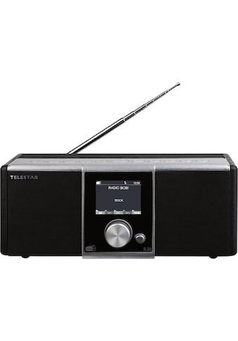 TELESTAR Digitalradio (DAB+) »S 20 Digitalradio«, ( Digitalradio (DAB+)-UKW mit RDS-Internetradio ) kaufen