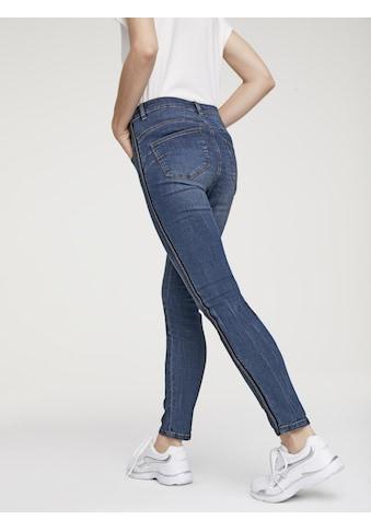 LINEA TESINI by Heine Skinny-fit-Jeans, mit Schmuckapplikation kaufen