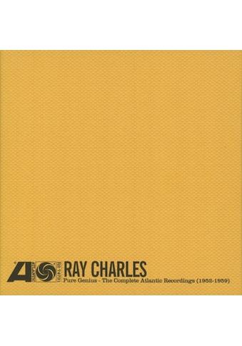 Musik-CD »Pure Genius-Complete Atlantic / Charles,Ray« kaufen