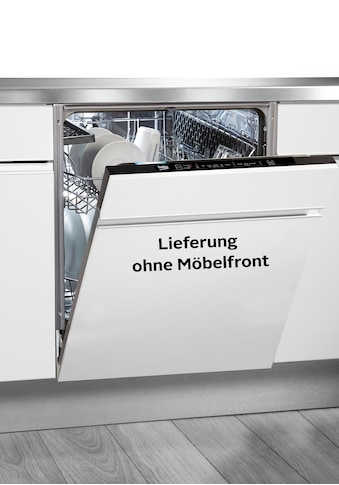 BEKO vollintegrierbarer Geschirrspüler »DIN16420«, DIN16420, 14 Maßgedecke, mit Schnell + Sauber 70°C kaufen