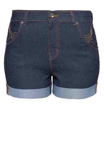 QueenKerosin Jeansshorts kaufen