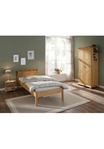 Home affaire Schlafzimmer-Set »Mitu«, (Set, 3 St.), aus massiver Kiefer (3-teilig) kaufen