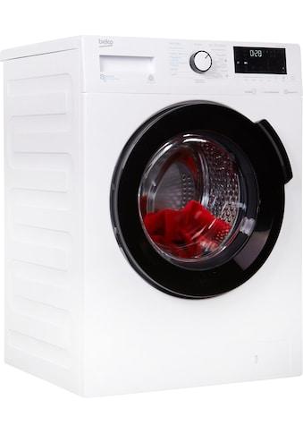 BEKO Waschtrockner WDW 85141 Steam, 8 kg / 5 kg, 1400 U/Min kaufen