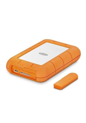 "LaCie externe HDD-Festplatte »2.5"", RAID USB-C, Card Reader, für Mac & PC«, Rugged RAID Pro, 4 TB, externe Festplatte kaufen"