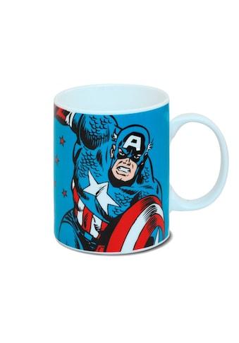 LOGOSHIRT Tasse mit Qualitätsprint »Captain America« kaufen