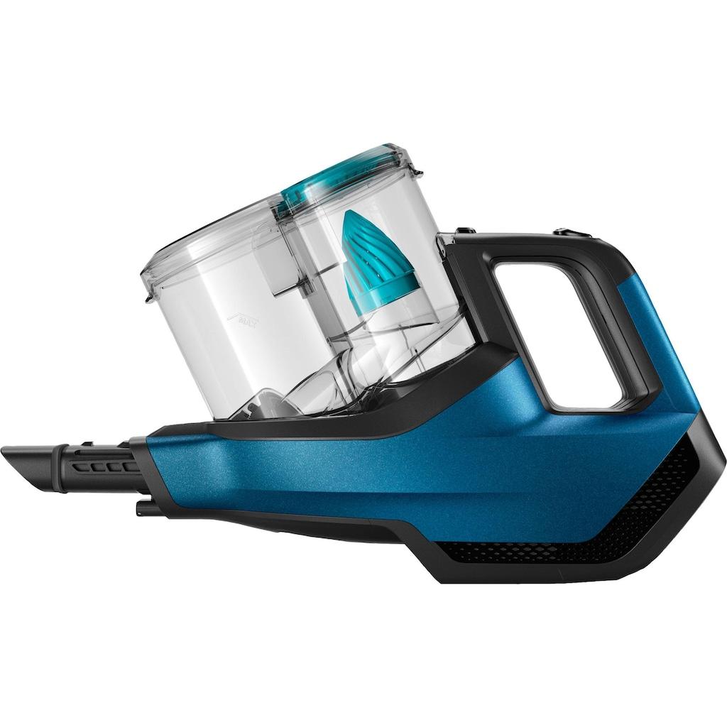 Philips Nass-Trocken-Akkusauger »FC6728/01 SpeedPro Aqua«, mit Wischfunktion, 180°-Saugdüse, 50 Min. Akkulaufzeit, türkis
