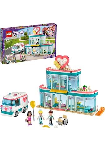 """LEGO® Konstruktionsspielsteine """"Krankenhaus von Heartlake City (41394), LEGO® Friends"""", Kunststoff, (379 - tlg.) kaufen"""