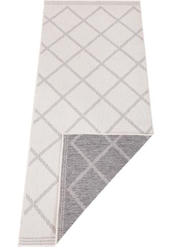 bougari Läufer »Corcica«, rechteckig, 5 mm Höhe, In- und Outdoor geeignet, Wendeteppich kaufen