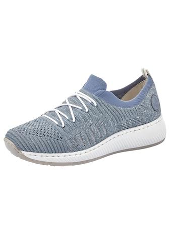 Rieker Slip-On Sneaker, mit elastischem Gummizug kaufen
