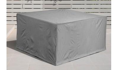 KONIFERA Gartenmöbel-Schutzhülle »Keros«, für Loungeset, (L/B/H): ca. 170x170x75 cm kaufen