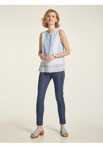 LINEA TESINI by Heine Leggings, in Jeans-Optik kaufen