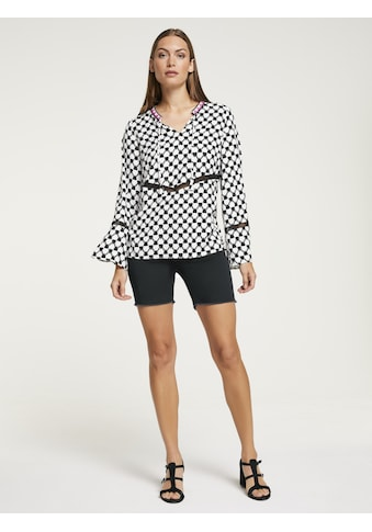 Shorts Aleria mit Fransen kaufen