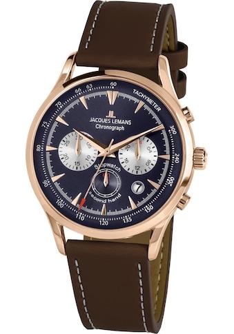 Jacques Lemans Chronograph »Retro Classic, 1-2068G« kaufen