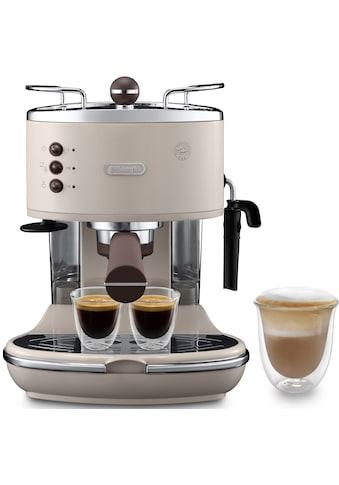 De'Longhi Siebträgermaschine »ECOV 311.BG«, auch für Kaffeepads geeignet kaufen