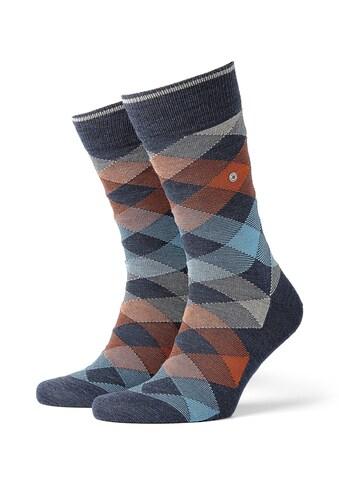 Burlington Socken »Newcastle«, (1 Paar), mit hohem Schurwoll-Anteil kaufen