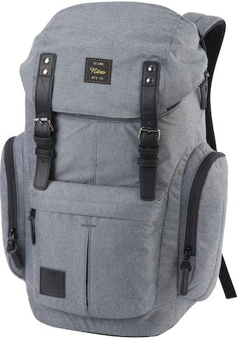 NITRO Freizeitrucksack »Daypacker, Black Noise«, mit Laptopfach kaufen