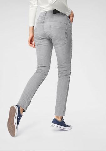 Please Jeans 5-Pocket-Jeans »P78A«, lässige Boyfriend Jeans in leichter Crinkle Optik... kaufen