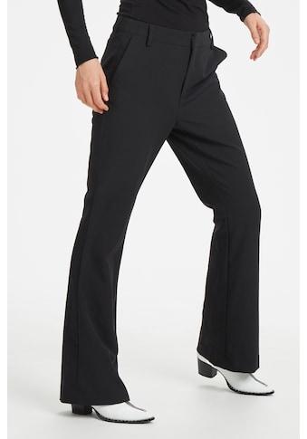 Denim Hunter Anzughose »14 THE BLACK FLARED« kaufen