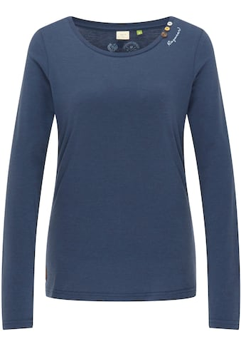 Ragwear T - Shirt »FLORAH LONG ORGANIC« kaufen