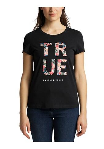 MUSTANG T-Shirt »Alina C Print« kaufen
