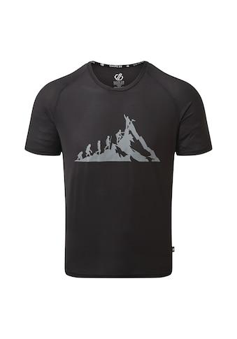 Regatta T-Shirt »Dare 2B Herren Righteous II mit Grafik-Druck, kurzärmlig« kaufen