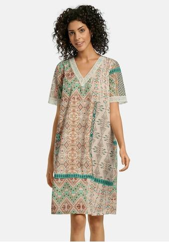 MYBC Abendkleid »Kleid mit 1/2-Arm«, mit Biesen kaufen