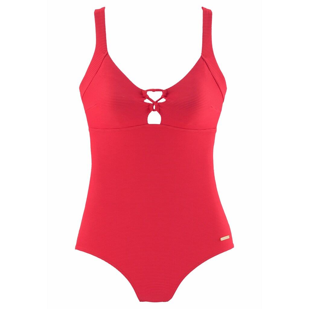 Sunseeker Badeanzug, mit verschiedenen Tragevarianten und Shaping-Effekt