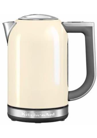 KitchenAid Wasserkocher »5KEK1722EAC«, 1,7 l, 2400 W kaufen