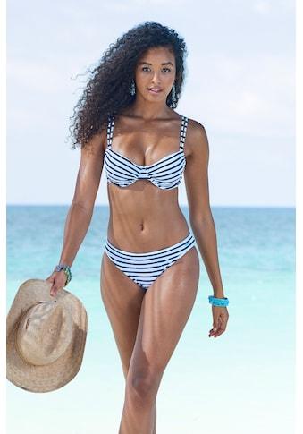 Venice Beach Bikini-Hose »Summer«, mit Umschlagbund kaufen