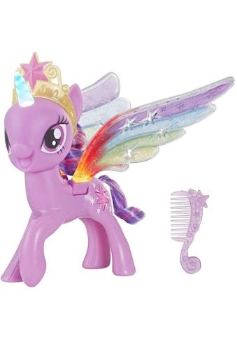"Hasbro Spielfigur ""my little Pony  -  Regenbogenflügel Twilight Sparkle Alihorn - Prinzessin"" kaufen"