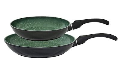Kopf Pfannenset aus Aluguss, Induktion »Emerald«, (2tlg.) kaufen