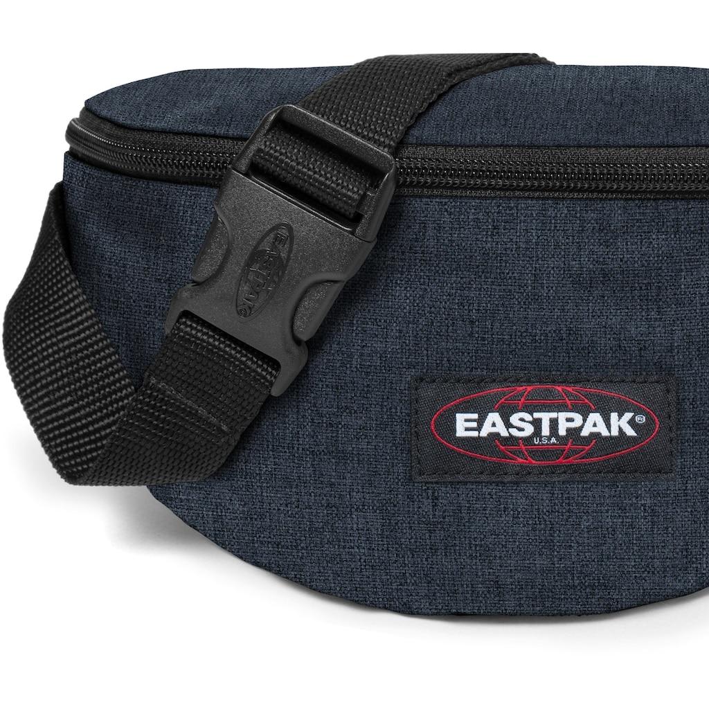 Eastpak Gürteltasche »SPRINGER, Triple Denim«, enthält recyceltes Material (Global Recycled Standard)