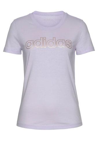 adidas Performance T - Shirt »E BRANDED TEE« kaufen
