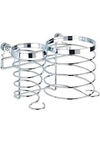 WENKO Haartrocknerhalter »Premium«, für 2 Elektrogeräte kaufen