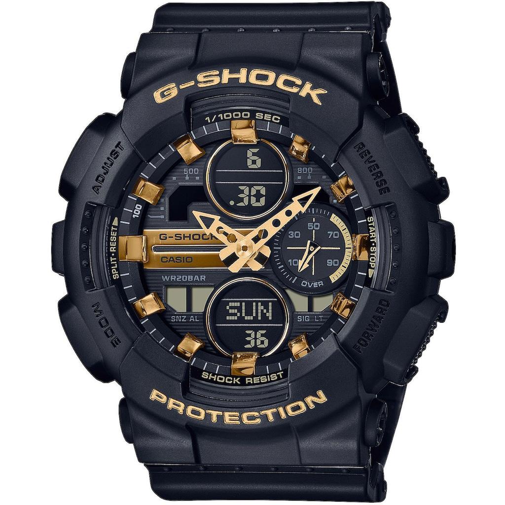 CASIO G-SHOCK Chronograph »GMA-S140M-1AER«