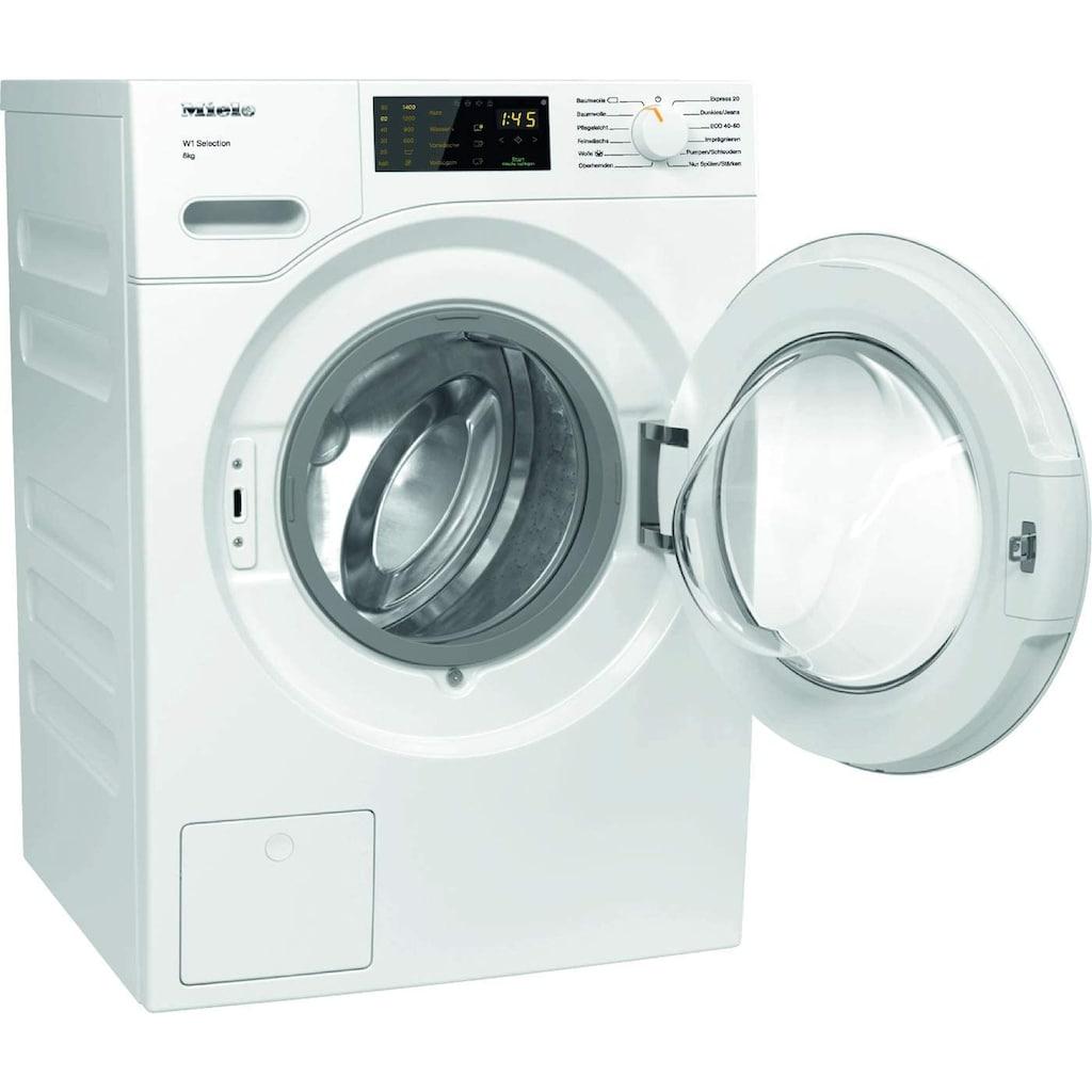 Miele Waschmaschine »WSD123 WCS W1«, WSD123 WCS W1