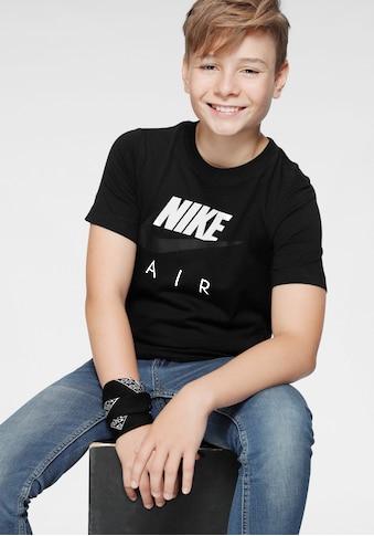 Nike Sportswear T-Shirt »B NSW TEE NIKE AIR« kaufen