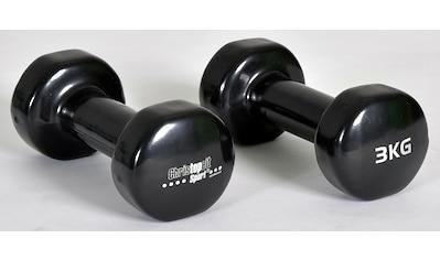 Christopeit Sport® Hantel, 6,0 kg, (2 tlg.) kaufen