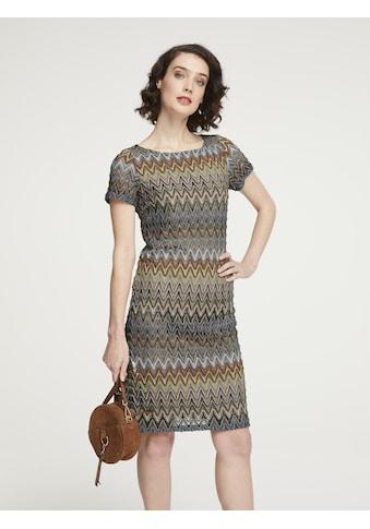 Kleid mit Effektgarn kaufen