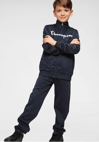 Champion Trainingsanzug »FULL ZIP SUIT« (Set, 2 tlg.) kaufen
