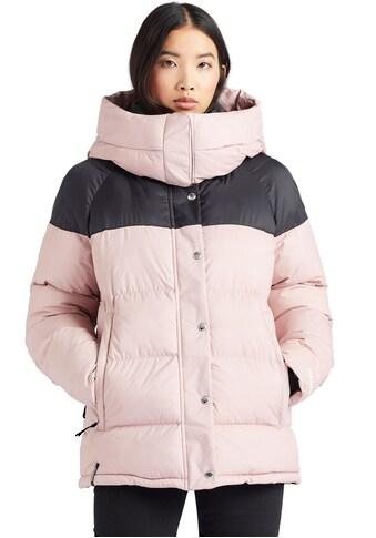 khujo Steppjacke »ADANE«, stylische Winterjacke mit abnehmbarer Kapuze kaufen