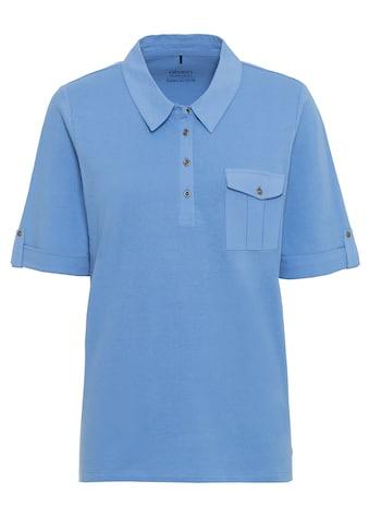 Olsen Poloshirt, mit Brusttasche kaufen