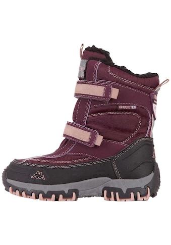 Kappa Winterboots »BONTE TEX T«, wasserdicht, windabweisend &amp; atmungsaktiv<br /> kaufen
