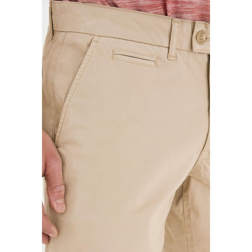 Casual Friday Chinoshorts »Toros«, Klassische Chino Shorts Regular Fit