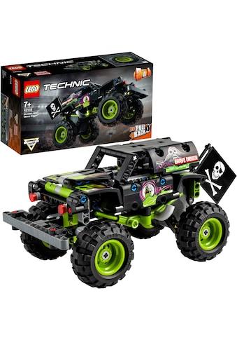 LEGO® Konstruktionsspielsteine »Monster Jam® Grave Digger® (42118), LEGO® Technic«,... kaufen