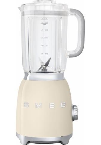 Smeg Standmixer »BLF01CREU«, 800 W, 4 Stufen kaufen