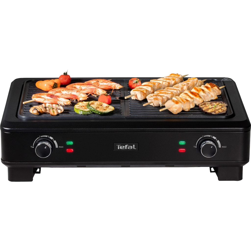 Tefal Tischgrill »TG9008 Smokeless Grill«
