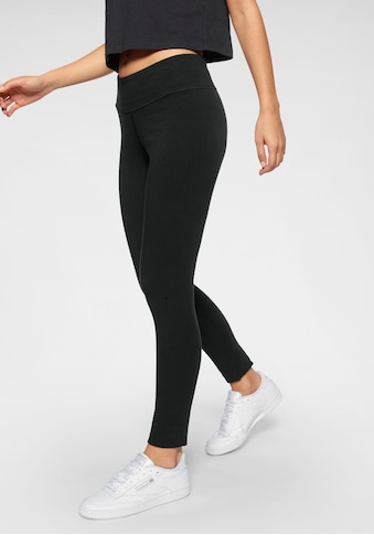 Reebok Leggings »TE Cotton Legging« kaufen