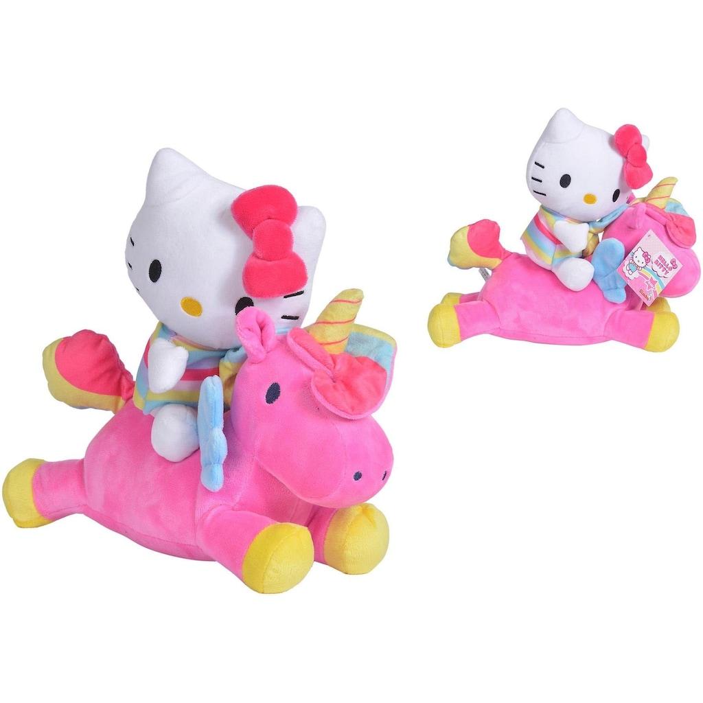 SIMBA Plüschfigur »Hello Kitty, Einhorn, 25 cm«